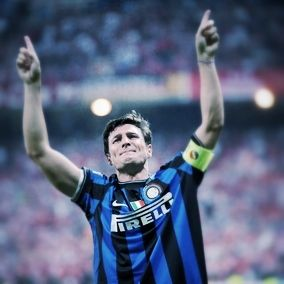 happy dbay my hero.   #javierzanetti #unico #immenso #capitano #fcim #inter #amala #football #sport
