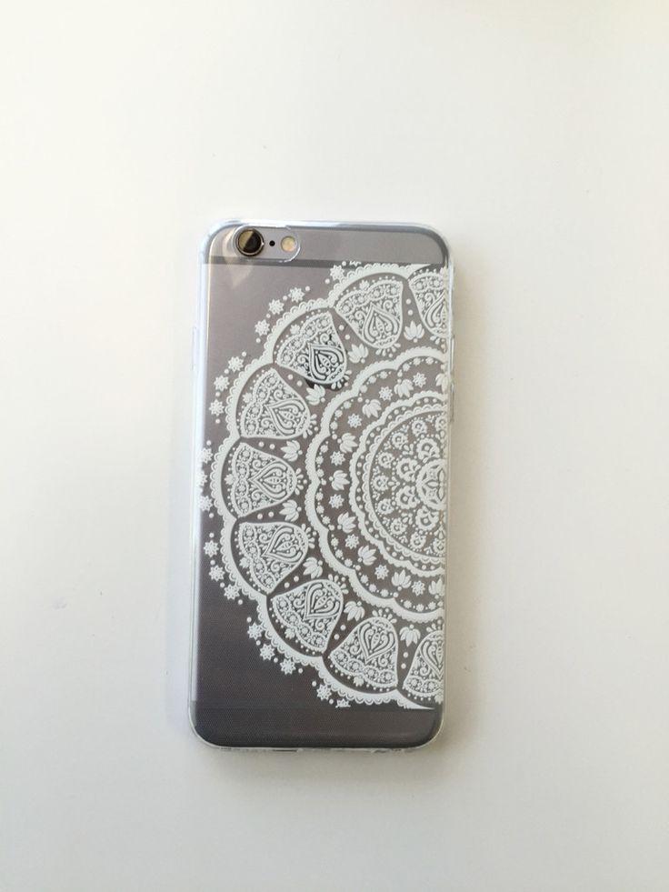 Mandala Love iPhone Case