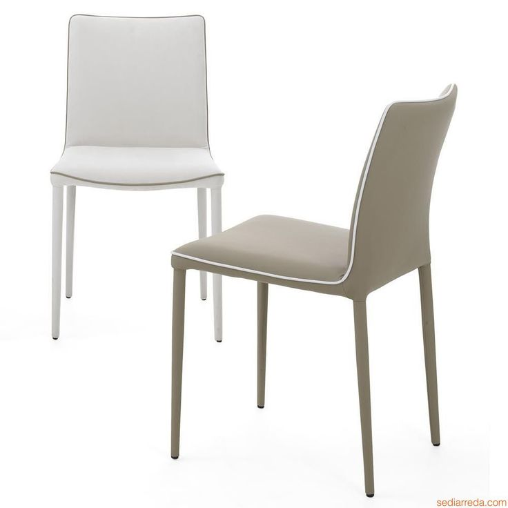 metall gepolsterte st hle m belideen. Black Bedroom Furniture Sets. Home Design Ideas
