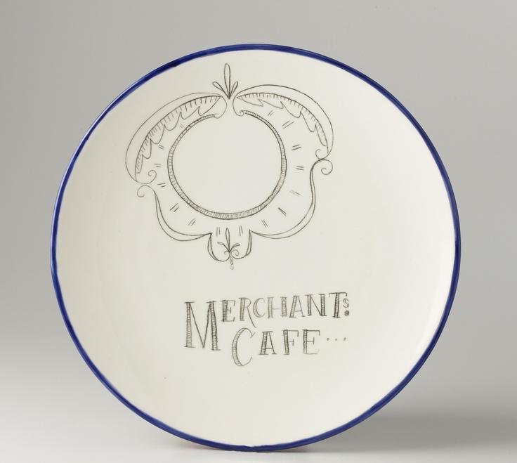 The Merchants Cafe Large Platter