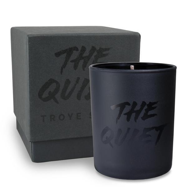 """Troye Sivan - DELUXE """"THE QUIET"""" CANDLE"""