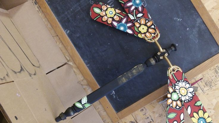 """Reuse Art - 2014 """"Waste-To-Art"""" Competition, Show & Auction - Dede Spidle - Dragon Fly Wall Hanger"""