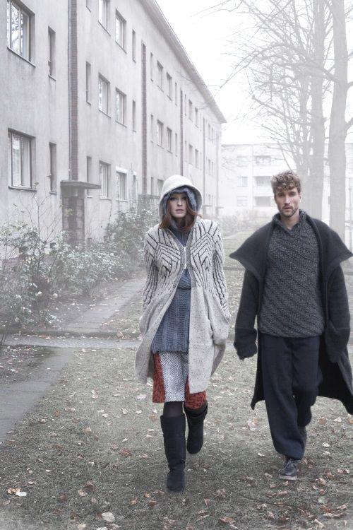 Verführer - Das Beste aus Berlin: Berliner Modedesigner - Die Menschen hinter dem Label: Claudia Skoda - Die Grande Dame des Strickdesign  - Foto: Stefan Graef