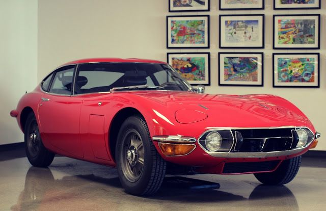 20 Pictures: Toyota USA Museum | TheGentlemanRacer.com