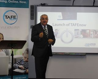 More access to TAFE courses with new online offering #TAFE2014