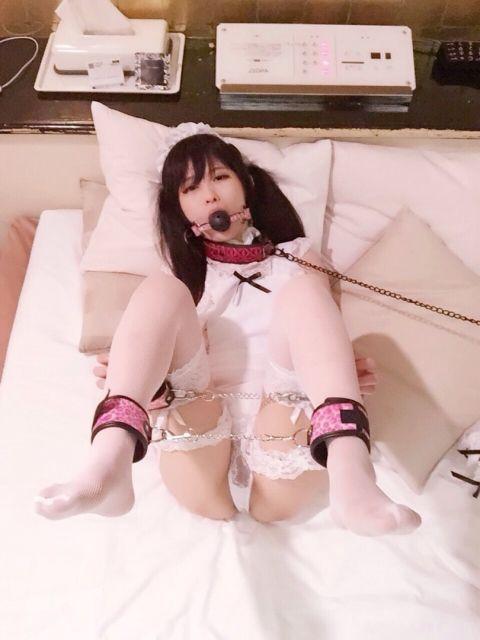 中国人気レイヤー・习呆呆 (Xidaidai)のハメ撮りが流出!フェラ、手マン、セックスまで・・・(※画像大量)   動ナビブログネオ
