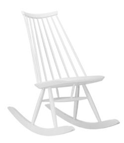 Mademoiselle Rocking Chair by Ilmari Tapiovaara