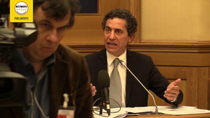"""Andrea Cioffi (M5S) - Conferenza stampa """"Presentazione Programma Trasporti"""""""
