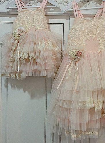 Adorable Lace Dresses ~
