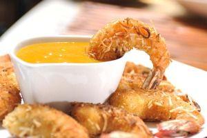 Receta camarones al coco PLATILLO TIPICO DE COATZACOALCOS