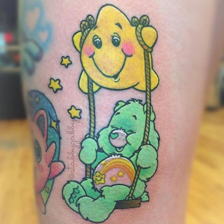 Memories of being little wish bear share bear care bear
