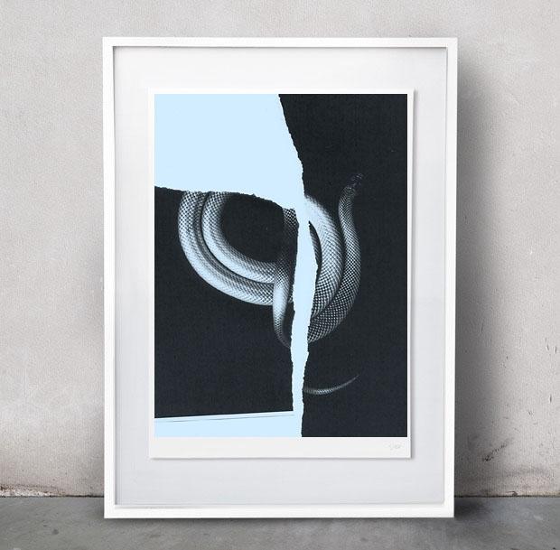 Stefan Schuster: Stefanschuster Me, Creative Director, Posters Snakes
