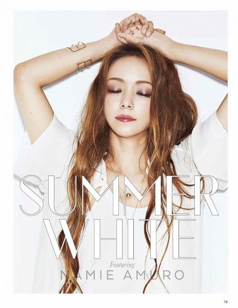 Namie Amuro / Magazines / 2015 / Vivi (July)