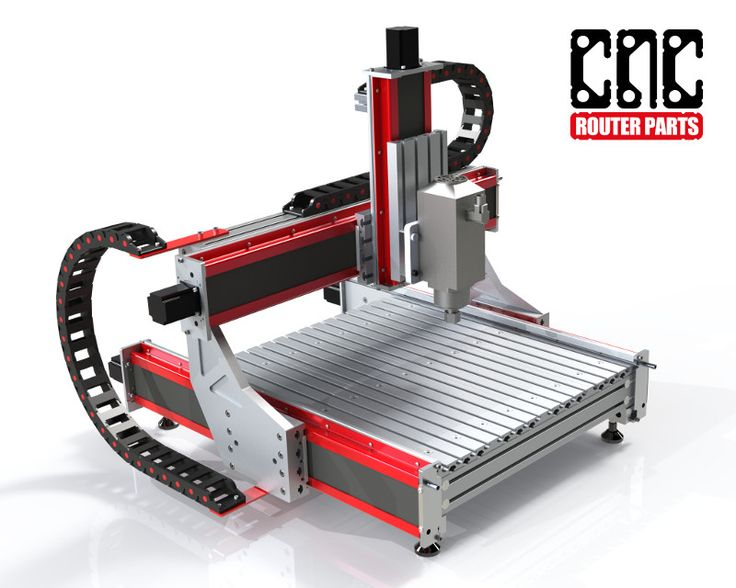 CNC Router Parts Benchtop PRO   Great company if you are in the need for something like this.