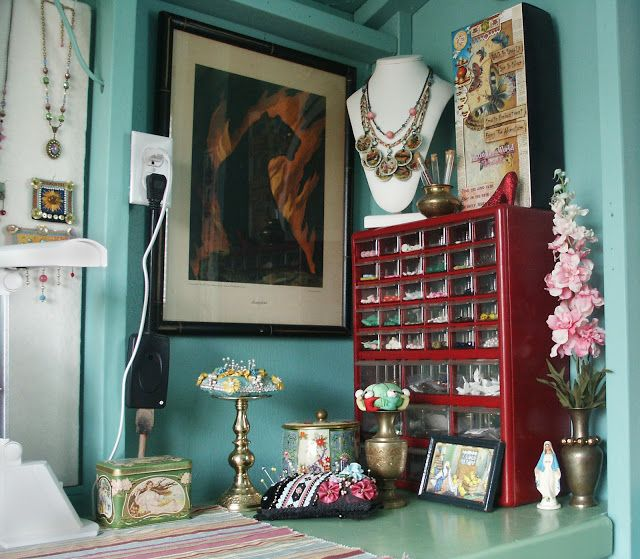 Magic Gypsy: Corner decor
