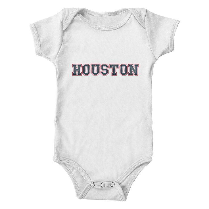 Houston Football Club Infant & Toddler Cotton One-Piece Bodysuit