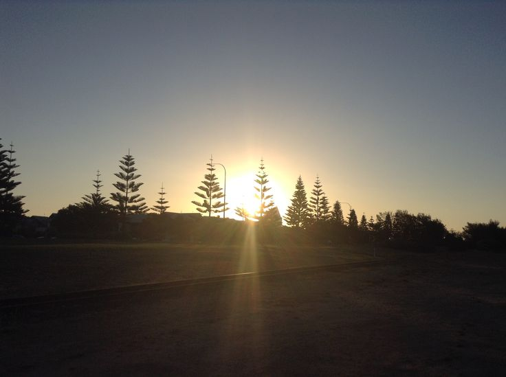 #sunset #Australia