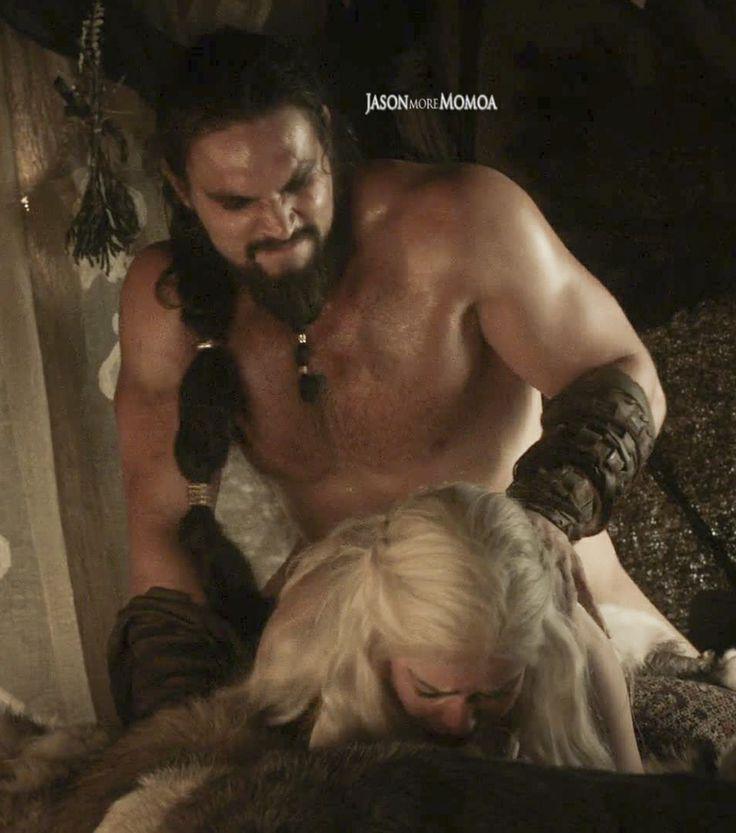 Jason Momoa Khal Drogo Daenerys