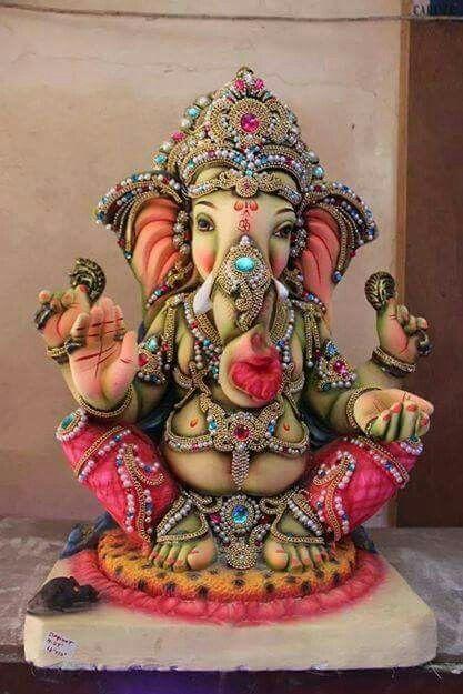 Shri Ganesh! Ganpati Bappa Morya ☺