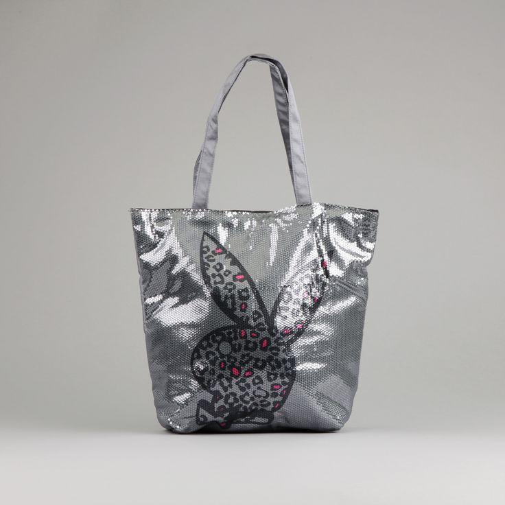 16 09 PlayBoy Bunny Printed Sequin Tote Handbag. 103 best Playboy Bunny    images on Pinterest
