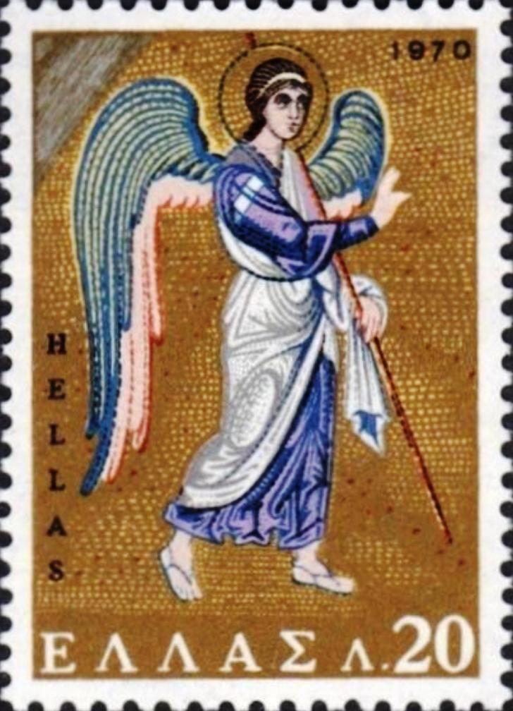1970 Ο Άγγελος του Ευαγγελισμού