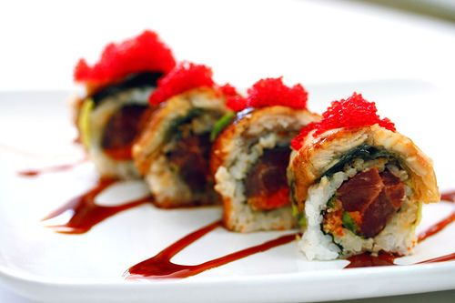 i could eat maki everyday