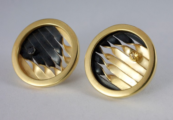 Rebecca Little Jewellery - exclusive jewellery designer  maker - Earrings