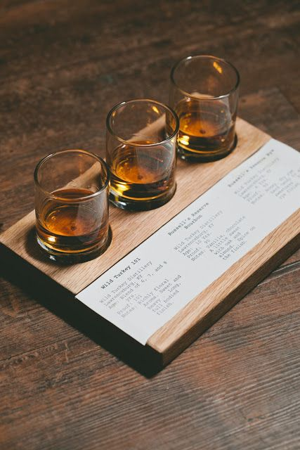 This Is A Cocktail Blog.: Whiskey Flights at Bub City (but use wine glasses)
