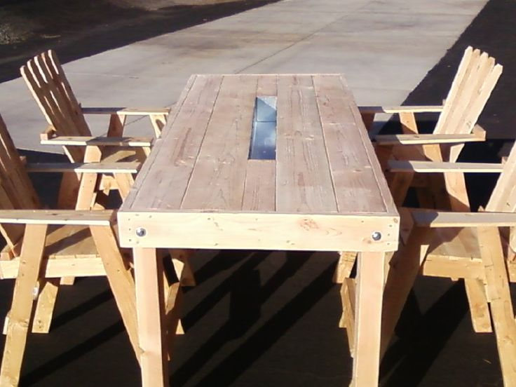 8 Ft Douglas Fir, Oversized, Tall, Wrapped Farm House Table With A 3ft
