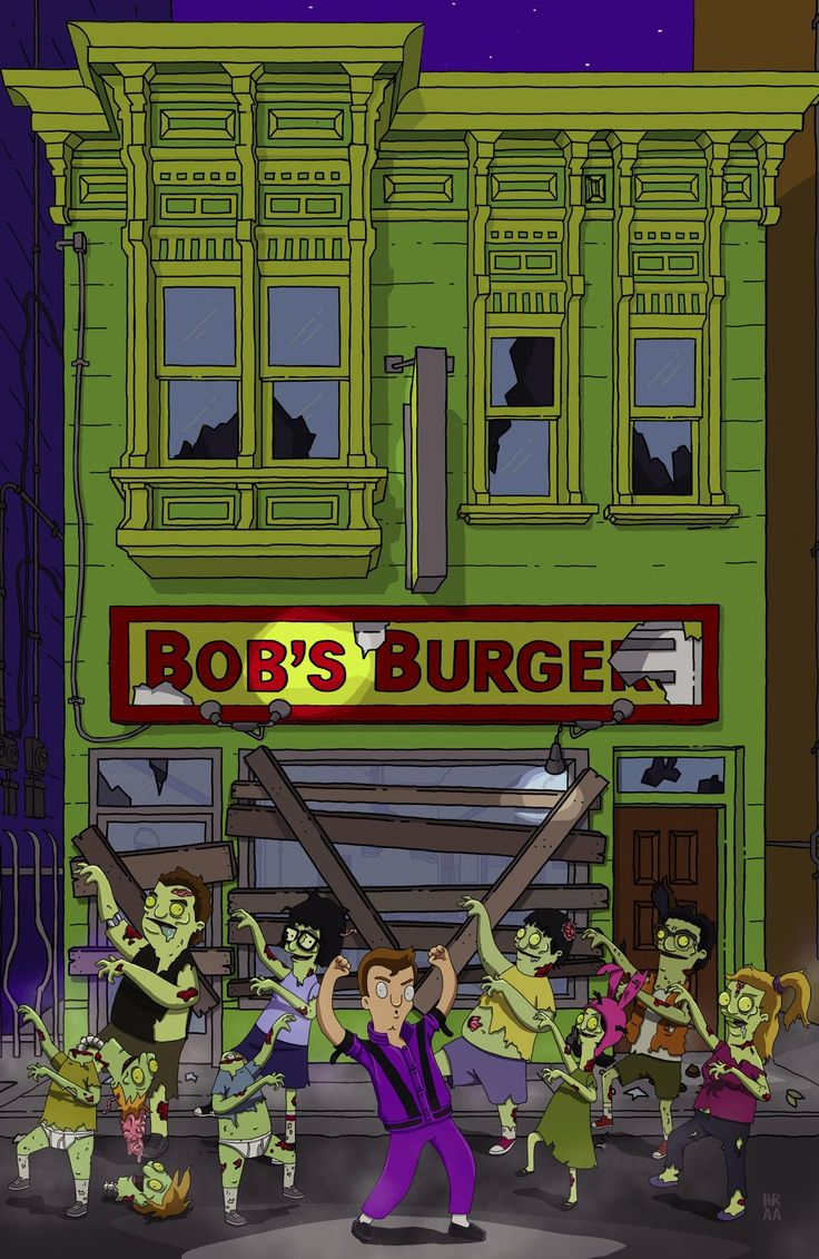 Bob's Burgers (2015) Issue #4 - Read Bob's Burgers (2015) Issue #4 comic online in high quality