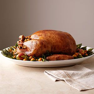 A Traditional Thanksgiving Menu