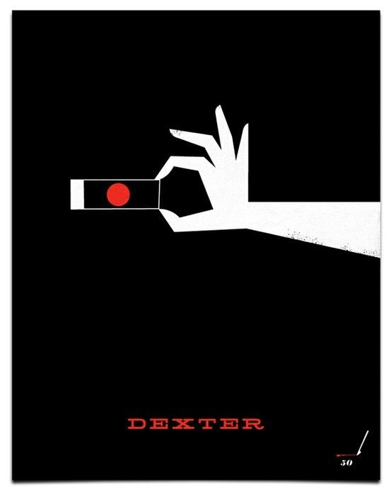 I love the minimalistic posters i've been seeing everywhere.
