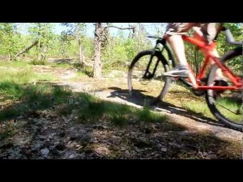 Puukkopaja.fi's cycling department went into the woods last weekend. It was nice to spend a day outdoors mountain biking in good weather. Here's a short video of the day. Here you go! #outdoors #mtb #mountainbiking #gopro #bushcraft