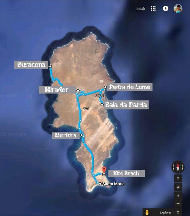 Sal Island Map httpindahscom20150803 15 best Cabo