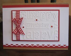 Happy Birthday! by: michele1