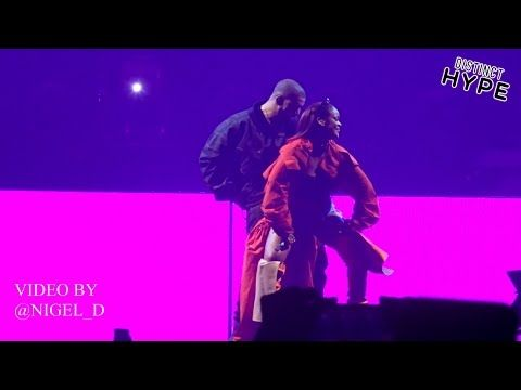 """Rihanna And Drake Deliver First Live Performance Of """"Too Much"""" - http://oceanup.com/2016/08/01/rihanna-and-drake-deliver-first-live-performance-of-too-much/"""