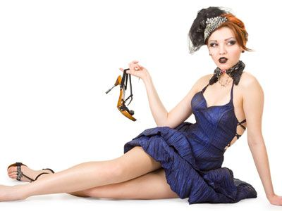 Come fare un acconciatura burlesque