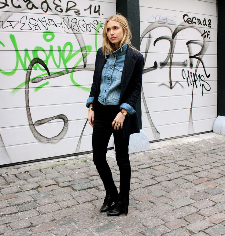 Danish blogger Pernille from Look De Pernille in Y.A.S