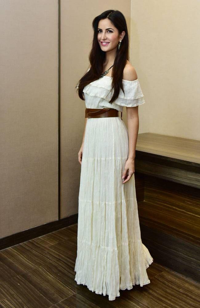 Katrina Kaif promoting Baar Baar Dekho.