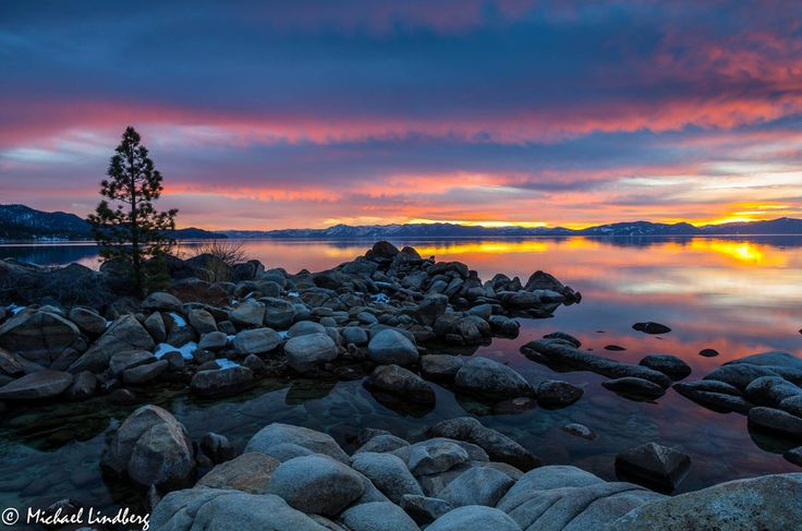 Tahoe Glass by Michael Lindberg on 500px