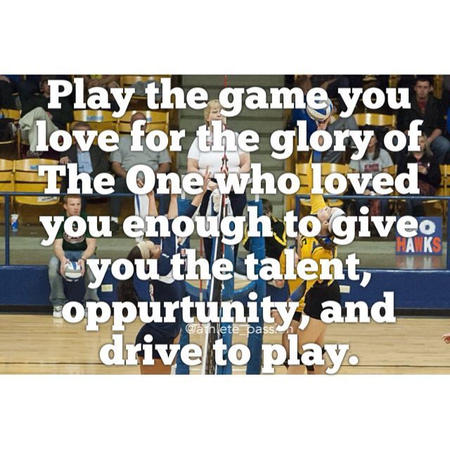Motivational Quotes For Sports Teams: 17 Best Images About Volleyball On Pinterest
