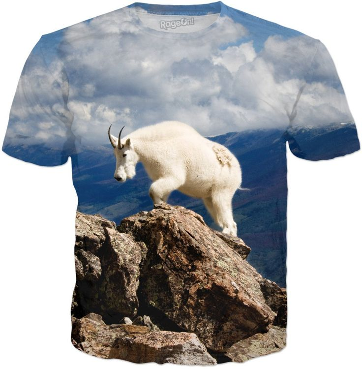 Colorado Mountain Goat T-Shirt