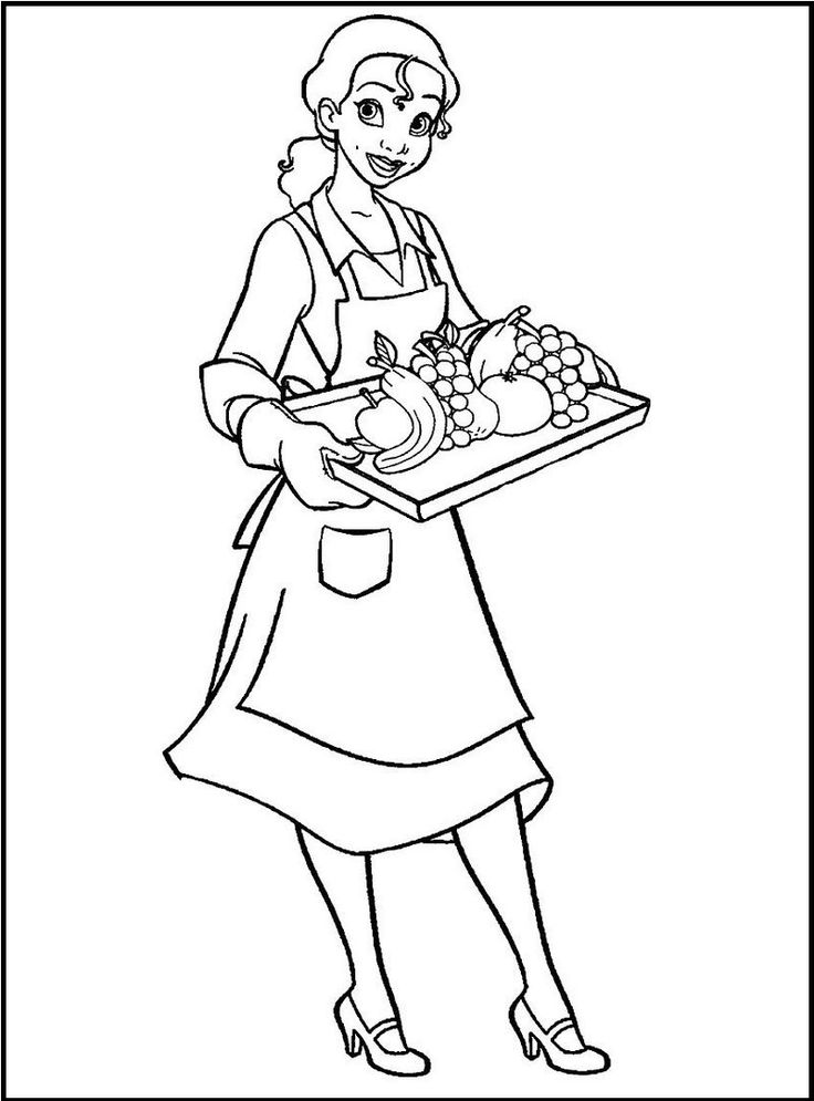 35 best Profession Coloring Pages images on Pinterest