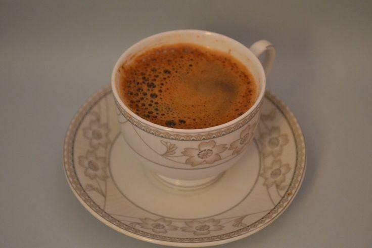 Кофе по турецки. Как готовят кофе в Турции?