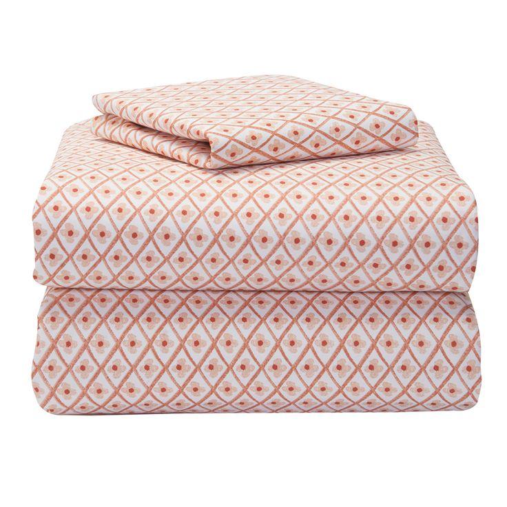 Catalina College Classic 3-Piece Twin XL Sheet Set | Dorm Bedding and Bath | OCM.com