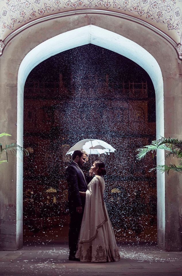 Stand under my umbrella!  #weddingnet #wedding #india #jaipurwedding #indian #indianwedding #weddingphotographer #candidphotographer #weddingdresses #mehendi #ceremony #realwedding #lehenga #lehengacholi #choli #lehengawedding #lehengasaree #saree #bridalsaree #weddingsaree #indianweddingoutfits #outfits #backdrops  #bridesmaids #prewedding #photoshoot #photoset #details #sweet #cute #gorgeous #fabulous #jewels #rings #tikka #earrings #sets #lehnga #love #inspiration