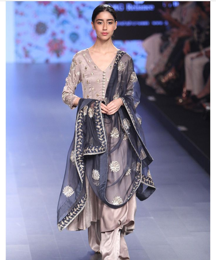 Payal Singhal # lakme fashion week 2016# Indian wear
