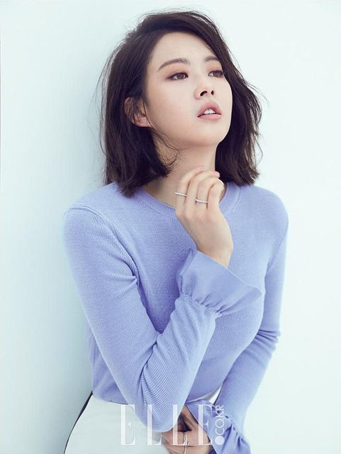 Go Ara To Be In March Edition Of Elle | Couch Kimchi