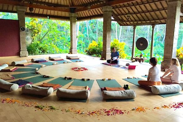 1 Yoga Retreat Bali 2