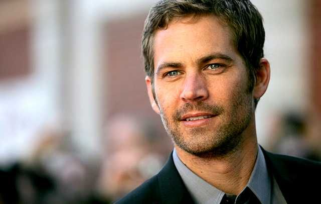 Paul Walker: Sept. 12, 1973 - Nov. 30, 2013 (injuries sustained in a high-speed single vehicle accident at age 40)
